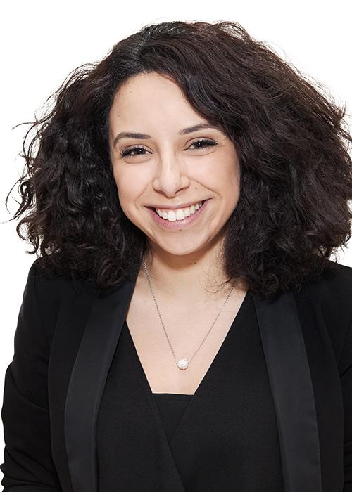 Sonia Molina<br /> Chargée de projets spéciaux