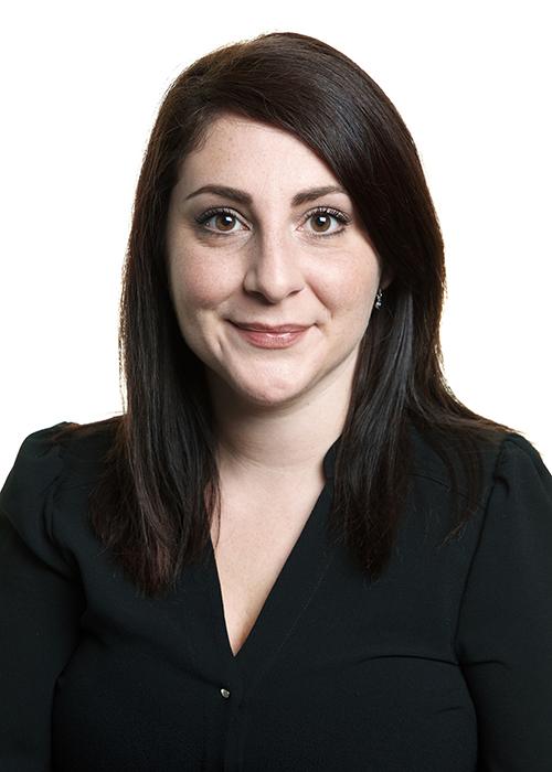 Stéphanie Valois<br /> Agente aux communications