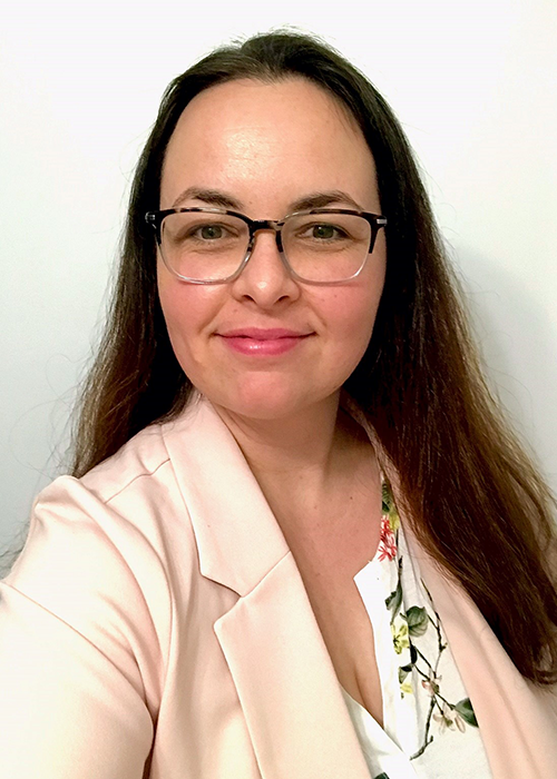 Marie-Hélène Pion<br /> Adjointe administrative