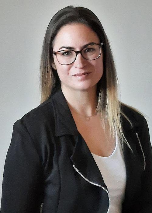 Sophie Tessier<br /> Adjointe administrative